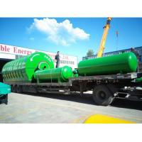 Buy cheap Pyrolysis Plant Pyrolysis Of Waste Tyres from wholesalers