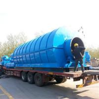 Buy cheap Waste Tire Prolysis Plant from wholesalers