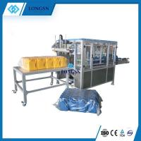 Buy cheap Automatic empty bottle bagging machine from wholesalers