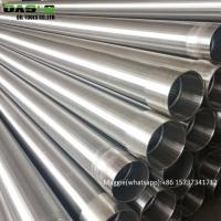 Wholesale Water Well Screen Slotted Pipe from china suppliers