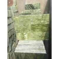 Sichuan Green Marble Polished Flooring And Wall Tiles for sale