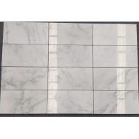 Orient White Marble Polished Flooring And Wall Tiles for sale
