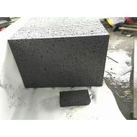 Black Lava Stone Wall Tiles And Flooring Tiles for sale