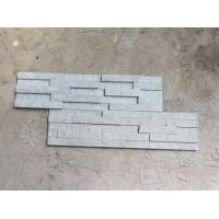 China China White Sandstone Culture Stone Wall Cladding for sale