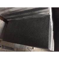 China G684 Black Basalt Bushhammered Flooring And Wall Cladding Ti for sale