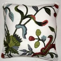 Buy cheap Crewel Cushion Covers from wholesalers