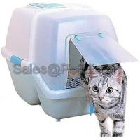 Buy cheap White Closed Pet Toilet Item:PLAT101 from wholesalers