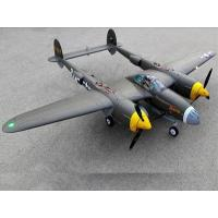 Buy cheap FlightLine RC P-38L Lightning Allied Green 1600mm (63 inch) Wingspan - PNP RC Airplane from wholesalers