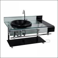 Buy cheap Glass Vanity Sink from wholesalers