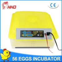 Buy cheap HHD full automatic chicken egg incubator holding 56 eggs from wholesalers
