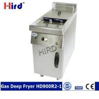 Buy cheap Commercial gas deep fryer made in China from wholesalers