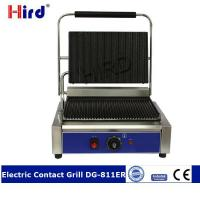 Buy cheap Electric panini grill for Contact grill with removable plate from wholesalers