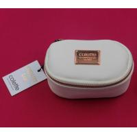 Buy cheap Jewelry Travel Bag Packaging Jewelry Pouch BagLeather packing box from wholesalers