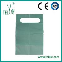 Buy cheap Tissue+Poly Series Dental paper apron from wholesalers