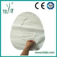 Buy cheap Tissue+Poly Series Antibacterial disposable paper toilet seat covers from wholesalers