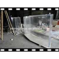 Wholesale Double Bow Front Acrylic Aquarium from china suppliers