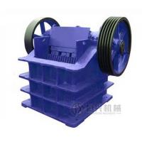 China Jaw Crusher for AAC Equipment on sale