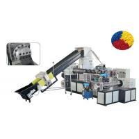 Wholesale PE/PP FILM PELLETIZING LINE(DOUBLE STAGE) from china suppliers