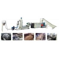 Wholesale PE/PP FILM PELLETIZING LINE(SINGLE STAGE) from china suppliers