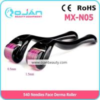Wholesale Newest skin care fine titanium micro needle derma roller medical from china suppliers