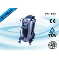 Buy cheap SHR E Light IPL Skin Rejuvenation Equipment Wrinkle Removal Machine With Two Handles from wholesalers