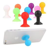 Buy cheap Customized low price silicone phone sucker stand from wholesalers