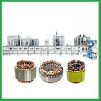 China coil winding mahcine stator production line for three phase washing machine on sale
