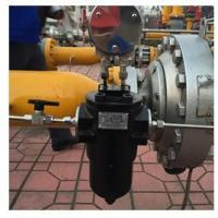 Natural gas gauge purified& filtered device