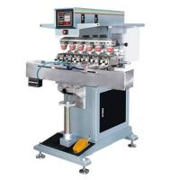 China automatic inkwell pad printer 6 for sale