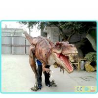 Wholesale Dinosaur costume realistic dinosaur suit from china suppliers