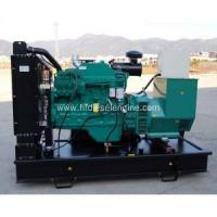 Wholesale cummins water cooled diesel genset from china suppliers