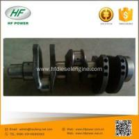 Wholesale deutz engine parts catalogue F3L1011 crankshaft from china suppliers