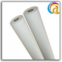 Wholesale 100gsm Anti-curl Roll Sublimation Paper For Digital Printing On Textile from china suppliers