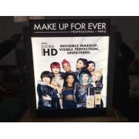 Buy cheap 100MM SINGLE SIDE LED LIGHT BOX FOR SHOPPING MAKEUP COUNTER from wholesalers