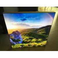Buy cheap 4MM SLIM LIGHT BOX WITH BACKLIT LIGHTING from wholesalers
