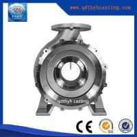 China CNC Precision Turning Machined Parts / Pump Casting Parts on sale