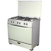 Wholesale Five Burners Gas Stove with Gas Oven from china suppliers