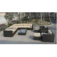 Wholesale 11 PIECE OUTDOOR RATTAN PATIO SECTIONAL SET from china suppliers