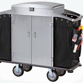 Quality House Keeping Trolley - 1 for sale