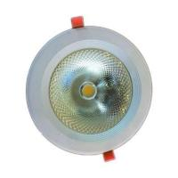 Buy cheap Aluminum Die Casting Fixture 2.5 Inch 3 Inch 5 Inch 8 Inch Indoor Commercial COB Epistar L from wholesalers