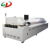 Wholesale SMD PCB Process LED Light Making Machine SMD Reflow Oven Machine for PCBA from china suppliers
