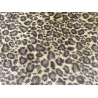 Wholesale Leopard Printed Flannel Fleece from china suppliers