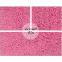 Wholesale Weft Knitted Wellsoft Cozy Fleece from china suppliers