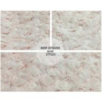Wholesale Brushed Flower Pv Fleece from china suppliers