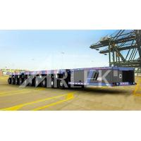 Buy cheap 2.43-meter-wide self propelled modular transporters SPMT from wholesalers