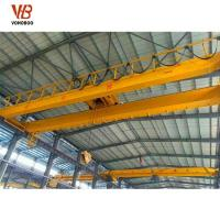 Buy cheap Sales Buy Double Single Girder beam Overhead Crane Factory from wholesalers