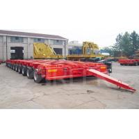 Buy cheap A-series hydraulic modular trailer - hydraulic trailers from wholesalers