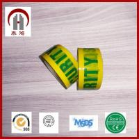 Buy cheap Custom Logo Printed Colored Adhesive Tape for Sealing and Packing from wholesalers