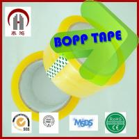 Buy cheap Good Quality Clear Adhesive Packing Tape Without Bubble in Side from wholesalers